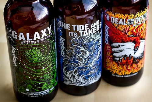 Anchorage Brewing Company Beers | by fourbrewers