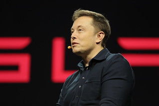 Elon Musk at GTC 2015 | by NVIDIA Corporation