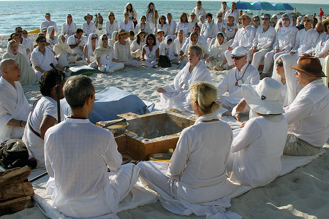2015.03.19 Sacred Lineage Healing Yagya
