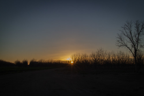 sunset newmexico roswell
