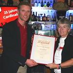 25-Jahrfeier der FK-Cardinals