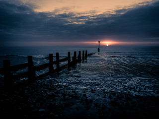 Cold Sunrise | by Paul Kaye