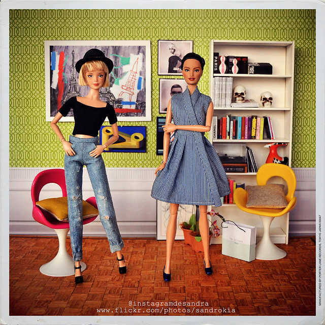 Barbie & The Scissors Madrid