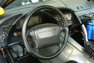 1992 Chevy Corvette Convertible Pro Street   by iCanFab