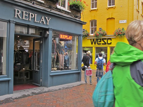 Carnaby street replay | by Palagret