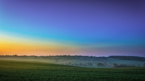 uk morning fog sunrise landscape nikon unitedkingdom wideangle essex d600 nikond600 nikcolor uksunrise sigma35mmf14dghsm