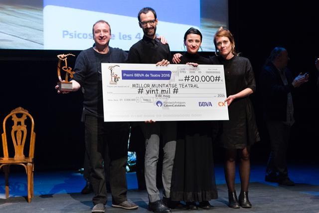 Premi BBVA de Teatre 2016