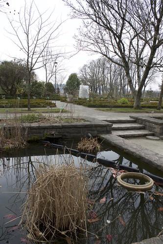 Jardin botanique de l'Evêché de Limoges