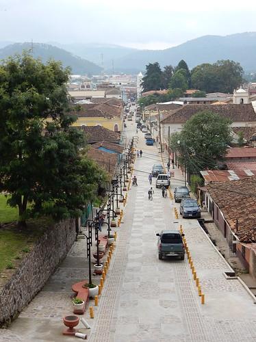 La Esperanza - straatje