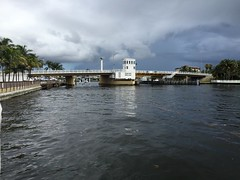Pompano Beach drawbridge