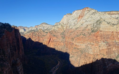 Looking north from Angel's Landing | by Sean Munson