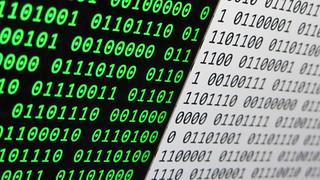 Binary code | by Christiaan Colen