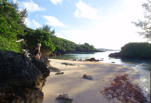 bermuda police beach north shore beautiful unspoilt art photo jonathan charles topf50