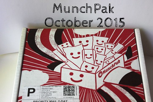 MunchPak October 2015   by NY Foodie Family