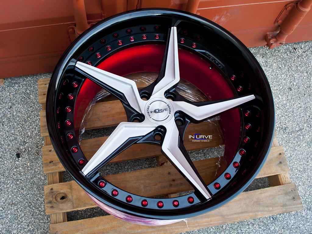 Incurve Forged Wheels   TS-5