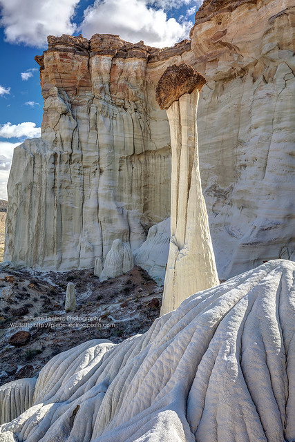 Solitude Of The Wahweap Hoodoos