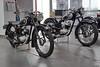 1950 DKW RT 125 W (links) u. 1952 DKW RT 250 H