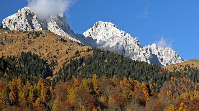 Mount Agner - Dolomites