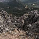 Formations near Bighorn Creek