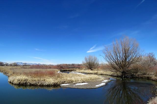 Meandering into the Rio Grande