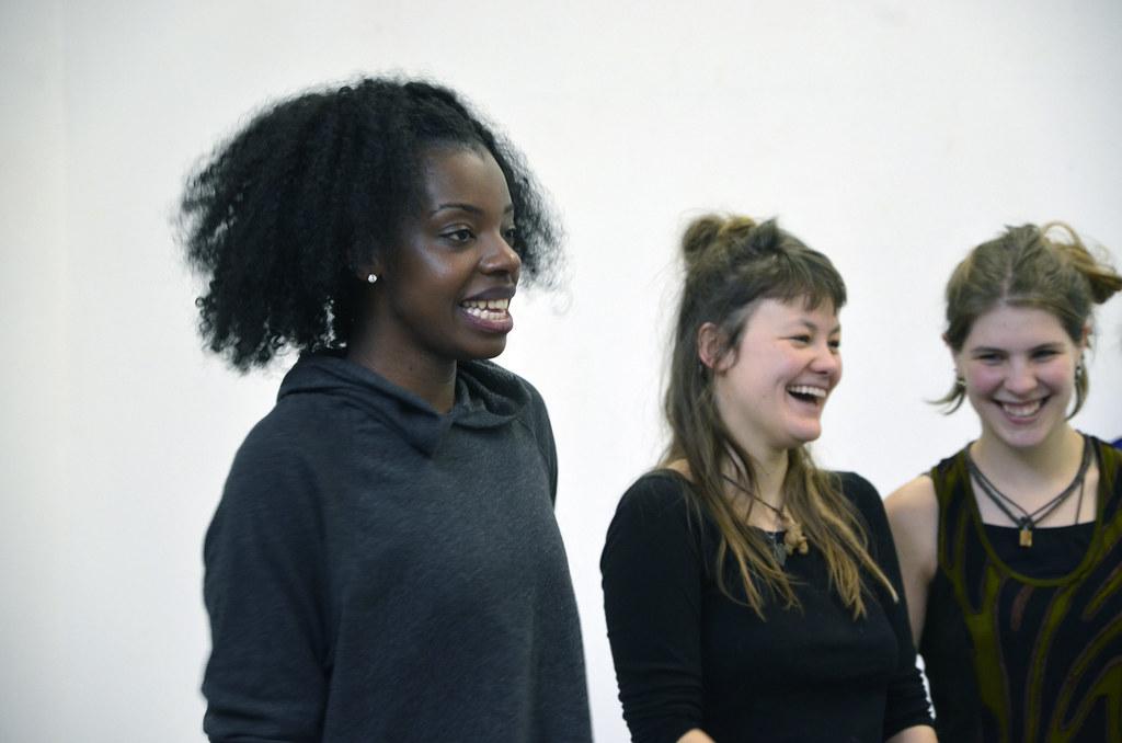 Erg séminaire/atelier 2017 : Initiation à la danse Kuduro