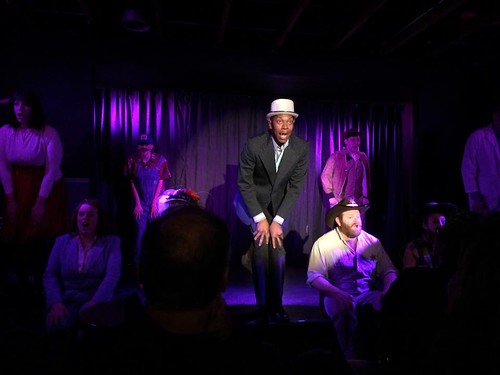 Funhouse Lounge, Batboy: The Musical | by drammyawards