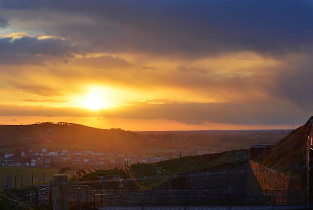 Yarbridge Sunset