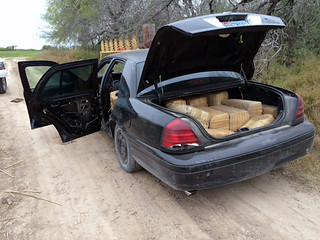 Rio Grande Valley Sector Agents Continue to Seize Thousands of Pounds of Marijuana | by CBP Photography