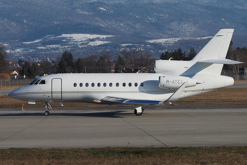 M-ATEX Dassault Falcon 900EX F900 > Maritime Invrstement