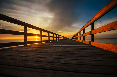sunrise pier texas houston seabrook galvestonbay pinegullypark