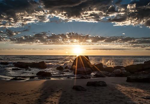 beach water sand waves south austrralia osullivansbeach