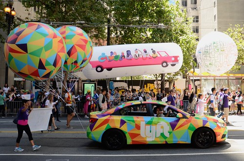 Lyft Balloons | by Stephen Kelly Photography