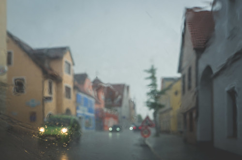 Driving in the rain | by mripp