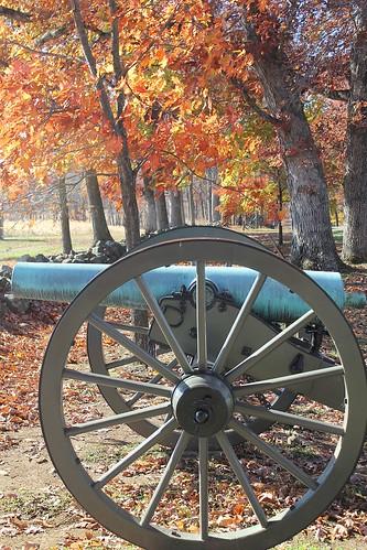 Gettysburg NMP ~ all quiet now