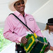 Leroy Thomas and the Zydeco Roadrunners at Le Grand Hoorah!, Chicot State Park, April 11, 2015
