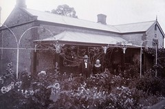 Phillip and Louisa Guy  26 Daly St Gawler East c1920