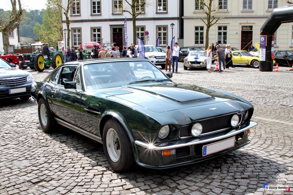 1977 Aston Martin V8 Vantage See More Car Pics On My Faceb Flickr