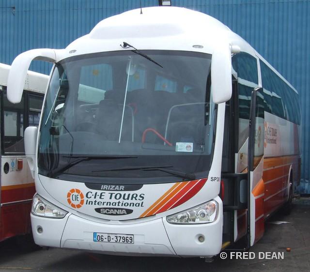 Bus Eireann SP38 (06D37969).