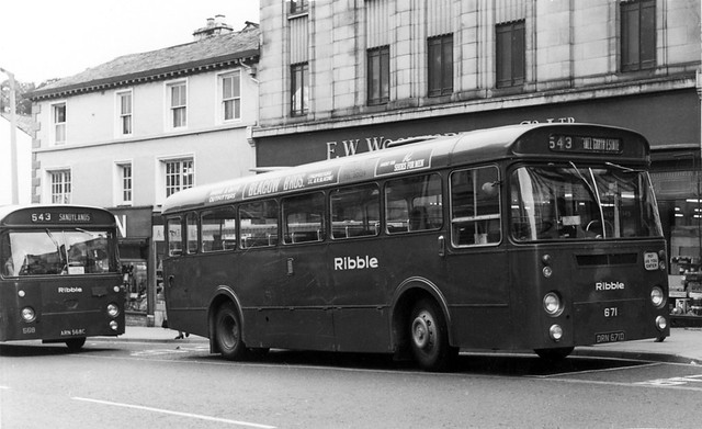 Ribble 671 (DRN671D)
