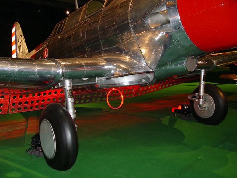 Northrop A-17A 3