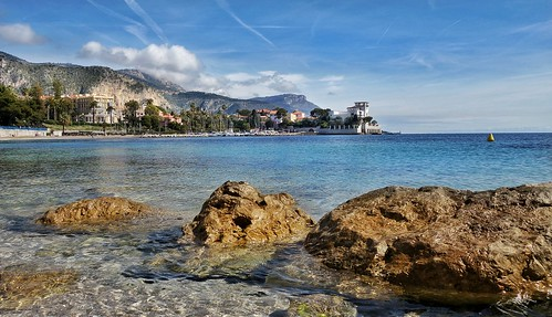 sea vacation holiday france coast nice frankreich europa europe urlaub monaco coastline peninsula nizza capferrat