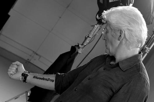 Backstage Richard Gere | by fio.PSD