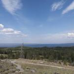 Yellowstone Lake Overlook