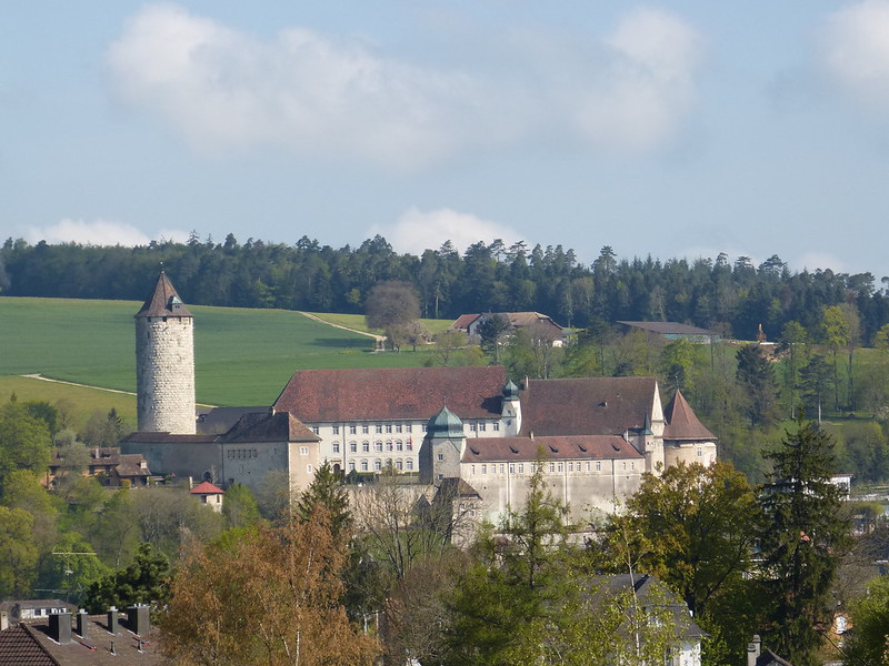 Pruntrut - Trans Swiss Trail