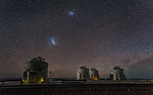 A Starry Combination | by European Southern Observatory