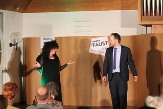 Im Theater ist was los | by kulturwochewentorf