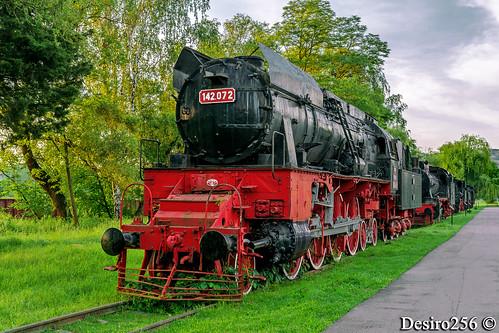 cu linie trains steam caras severin aburi timisoara biela cfr gara banat locomotiva exponat oras resita muzeu statie cazan judet trenuri carbune fluier halta triaj uzinele 142072 depoul presiune aburoase