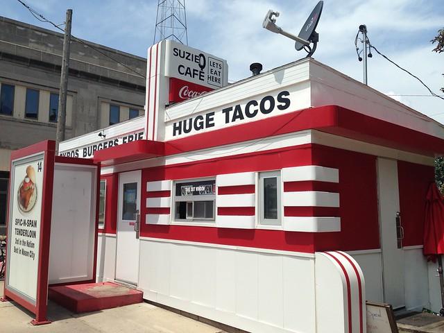 Suzie Q Diner, Mason City, Iowa