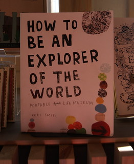 How to be an explorer of the world de Keri Smith | by tgrauros