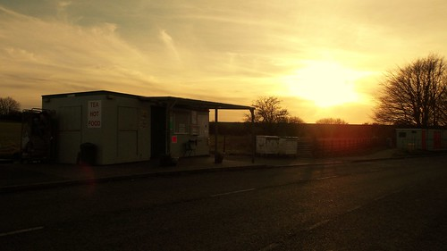 sunset cafe hedge willoughby layby a303